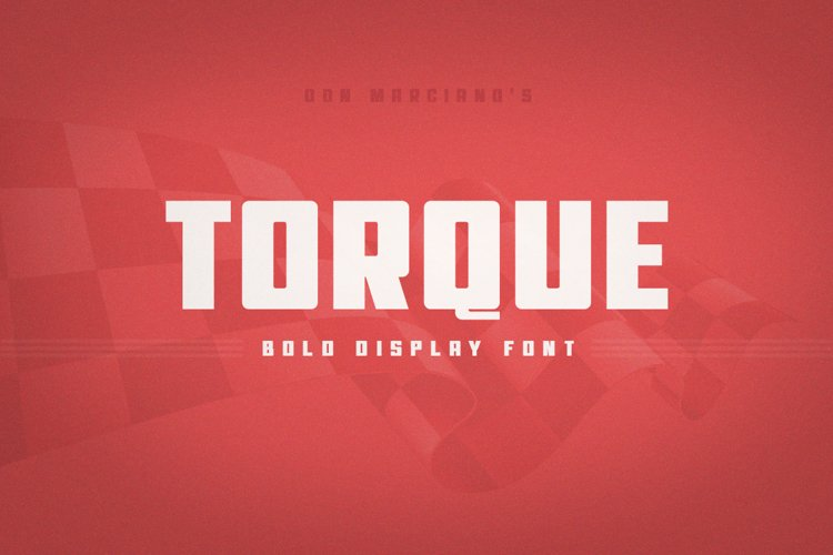 Torque Bold