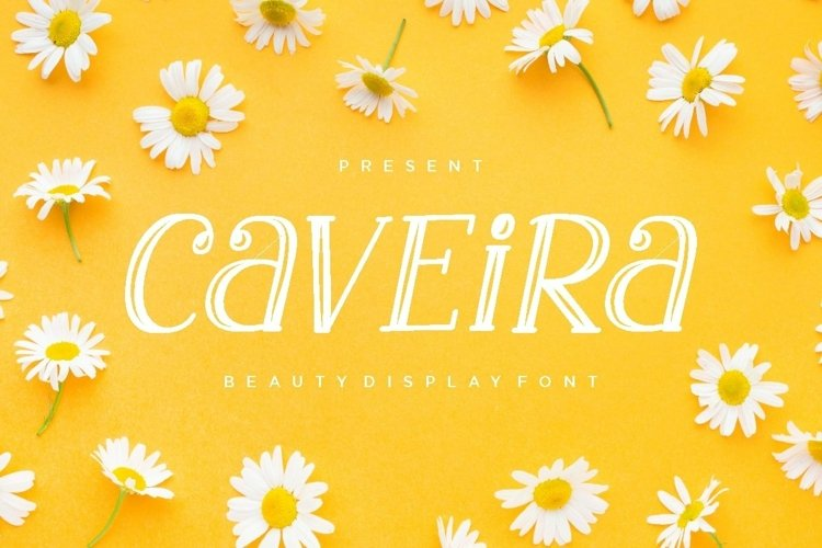 Web Font Caveira Font example image 1