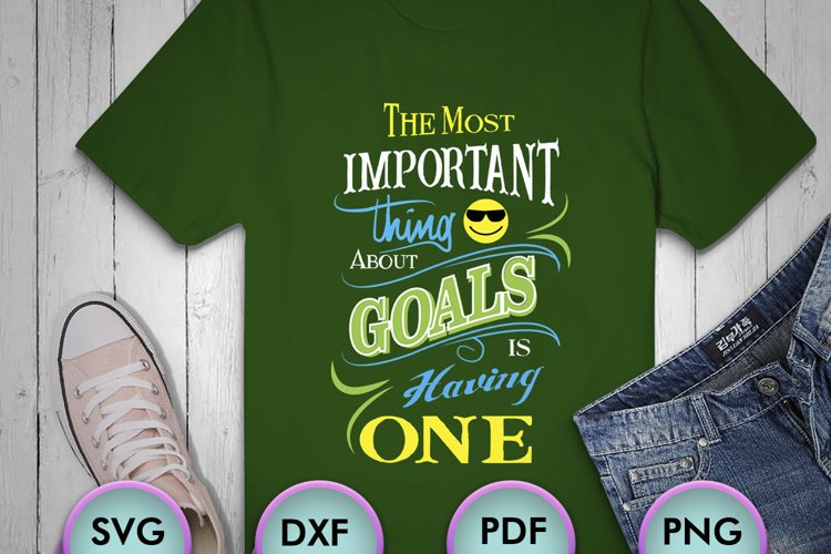 The Most Important Thing... SVG Design for Crafters, Cricut example image 1
