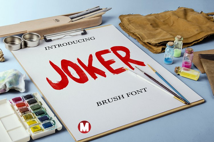 Joker example image 1