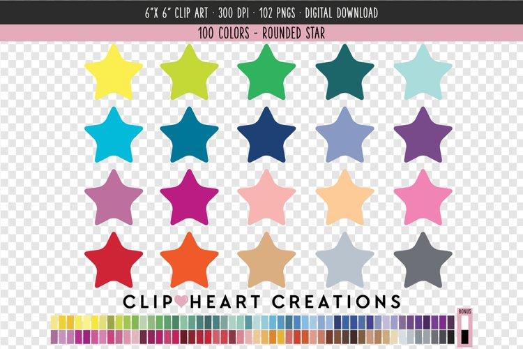 Star Clip Art - 100 Clip Art Graphics example image 1