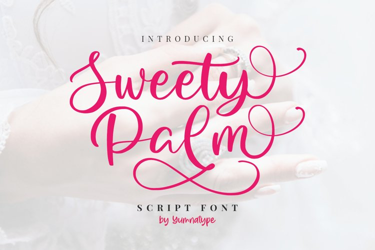 Sweety Palm example image 1