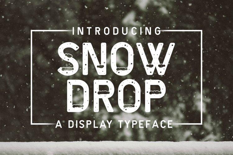 Snow Drop example image 1