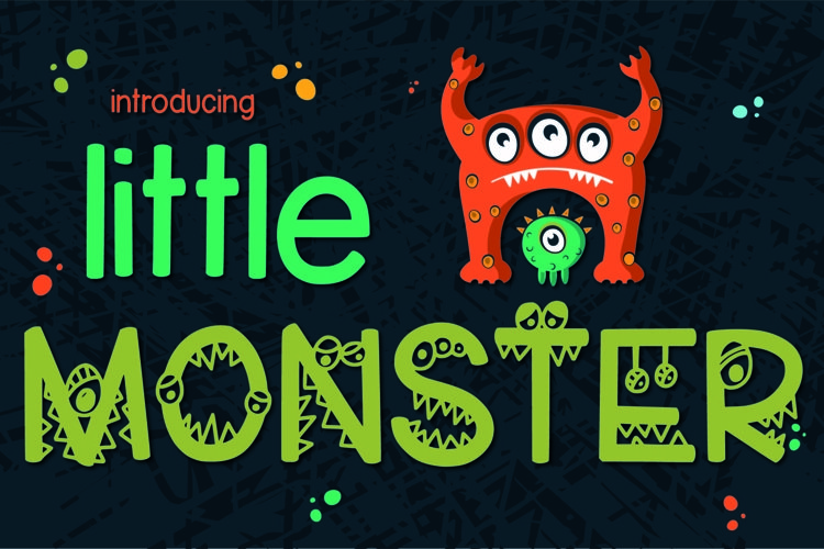 Little Monster example image 1