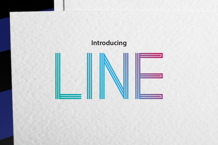 Lucky Line example image 1