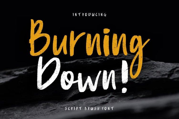 Burning Down Brush example image 1