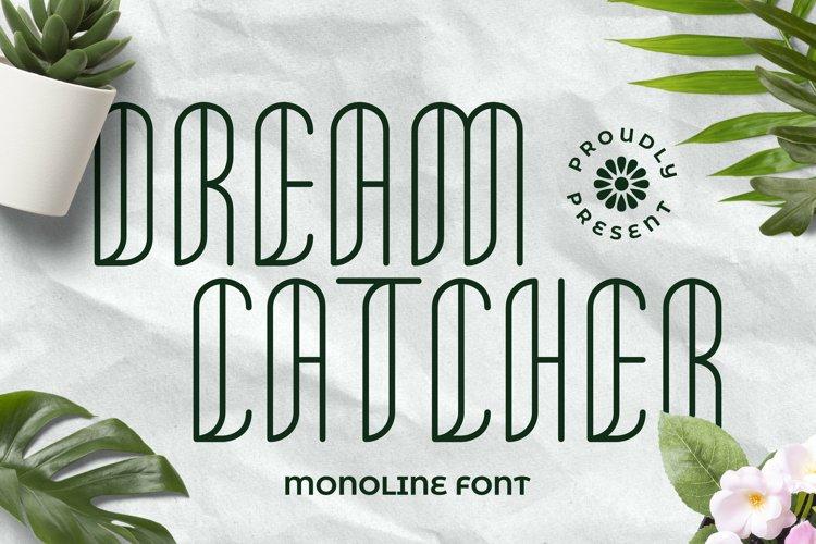 Dreamcatcher Font