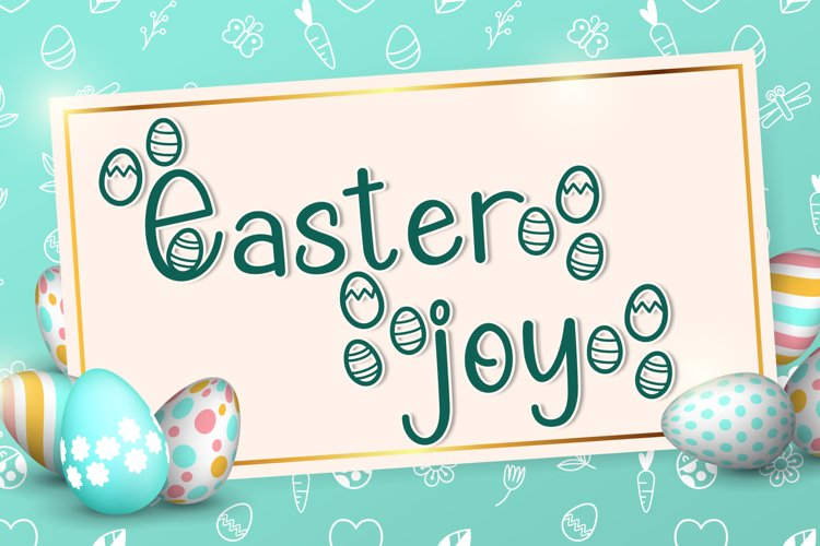 Easter Joy example image 1