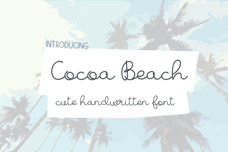 Cocoa Beach example image 1