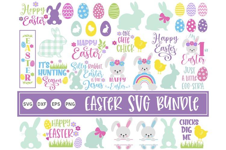 Easter SVG Bundle, Easter SVG, Easter Bunny Svg, Happy SVG