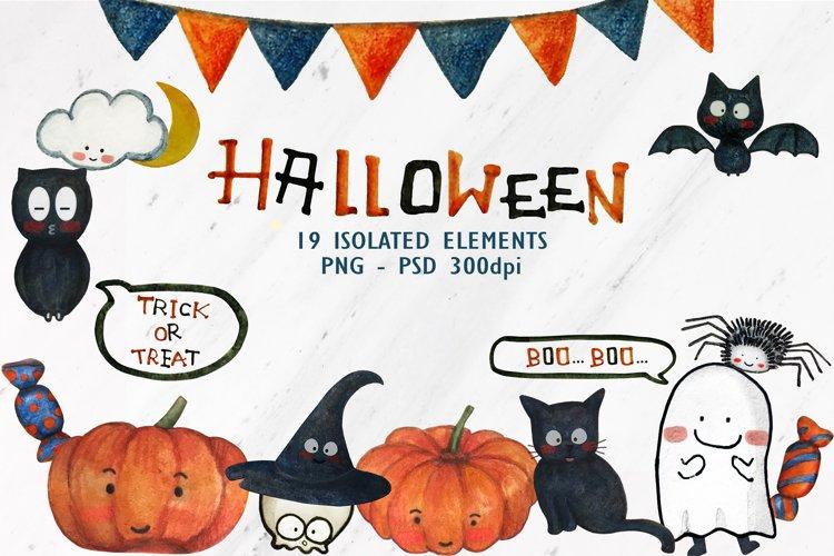 Halloween Illustration example image 1