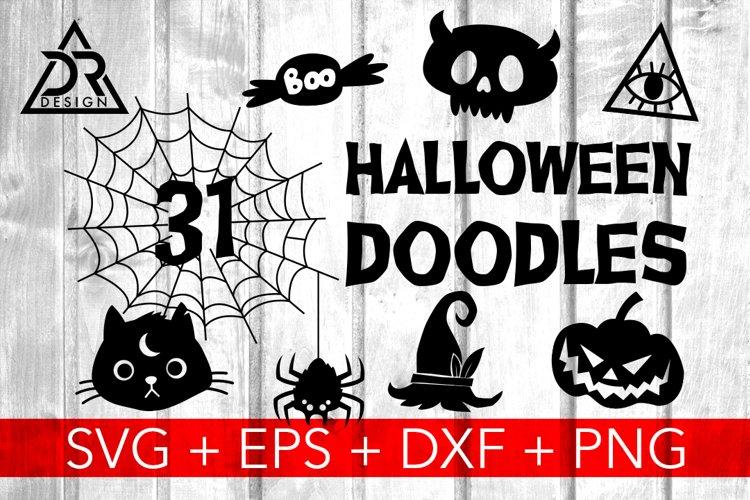 31 Halloween Doodles