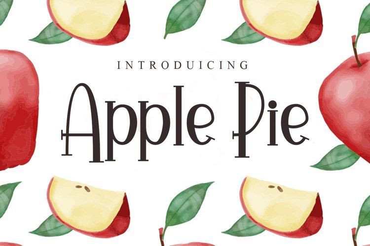 Apple Pie example image 1