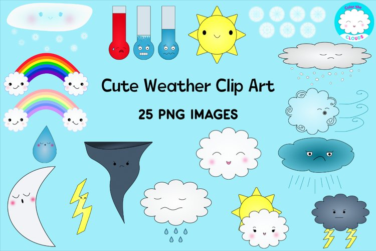 Cute Weather Graphics