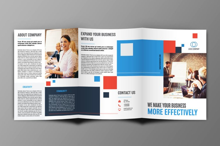 Trifold Brochure Template example image 1