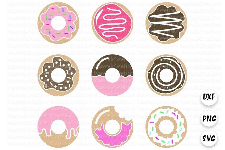 Donuts SVG Bundle