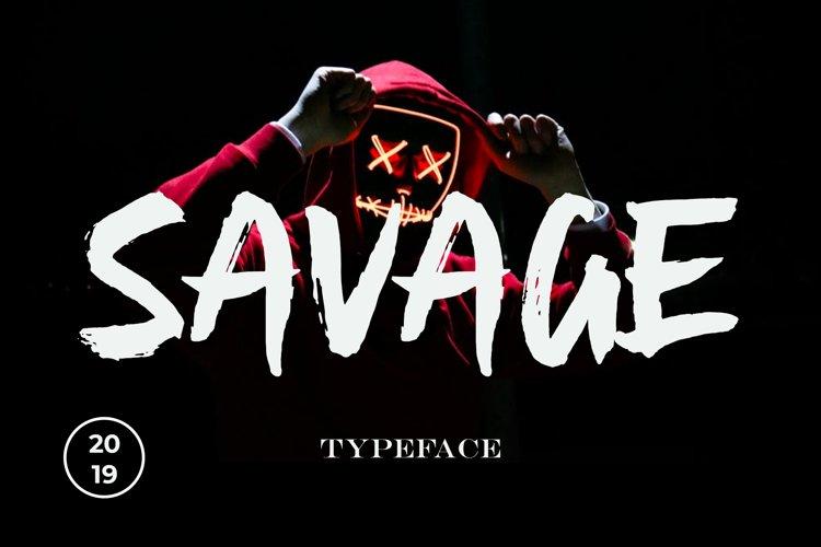 Savage example image 1