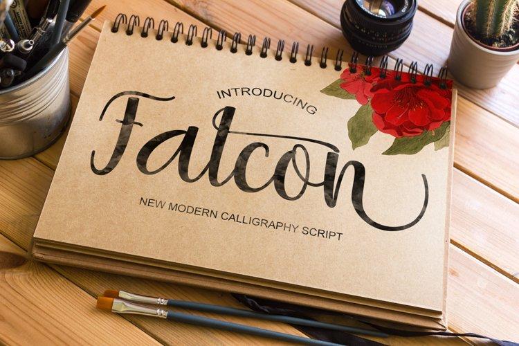 Falcon example 1