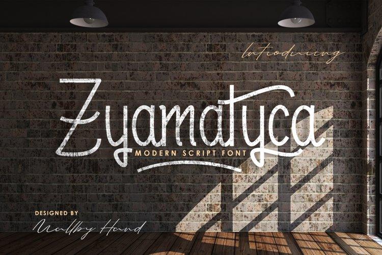 Zyamatyca example image 1