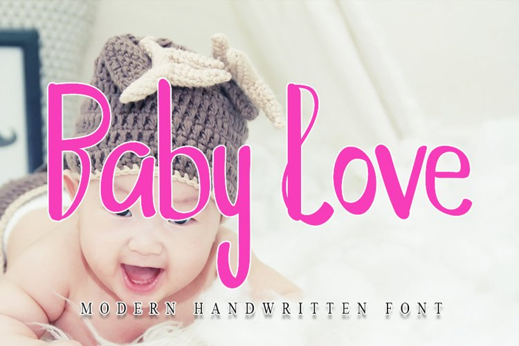 Baby Love example image 1