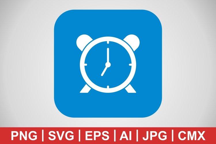 Vector Alarm Icon example image 1