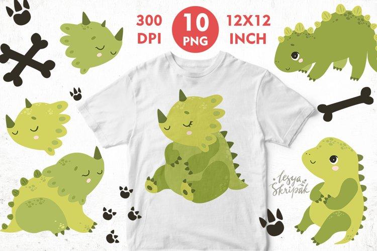 Dinosaur sublimation PNG. Dinosaur baby. Baby animals