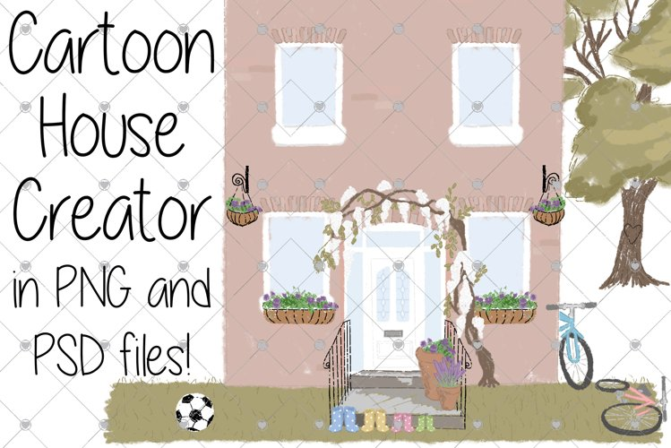 House, Home, Front Door, House Creator, example image 1