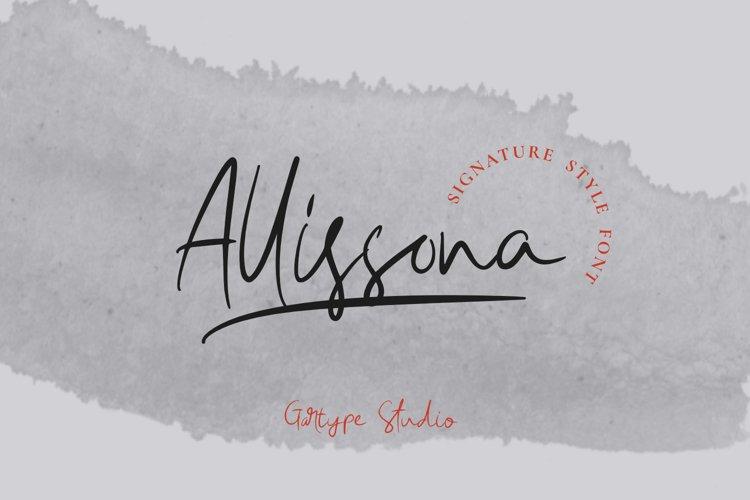 Allissona GT example image 1