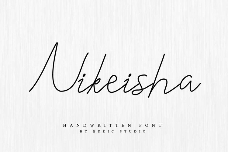 Nikeisha example image 1