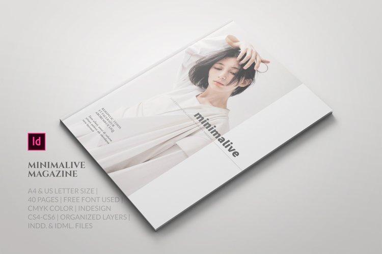 Minimalive Magazine