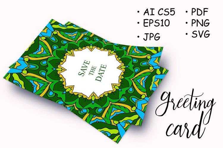 Wedding Set postcards, backgrounds, invitations example image 1