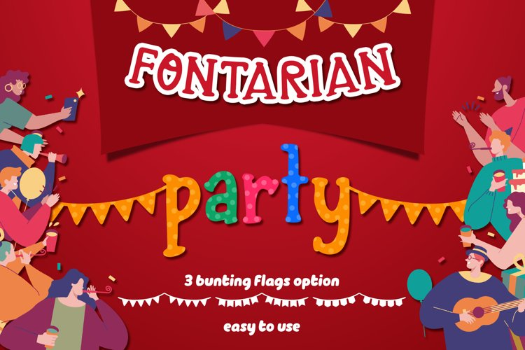 Fontarian Party example image 1
