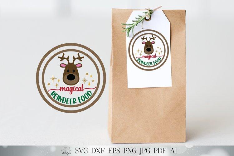 Reindeer Food SVG   Reindeer SVG   Christmas SVG   Reindeer example image 1