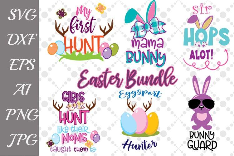Easter Bundle Svg example image 1