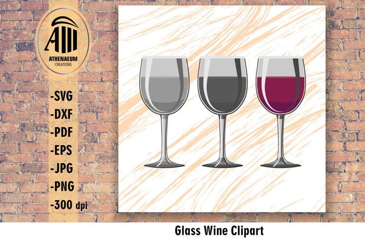Download Wine Glass Svg Red Wine Sublimation Alcohol Clipart 904817 Illustrations Design Bundles