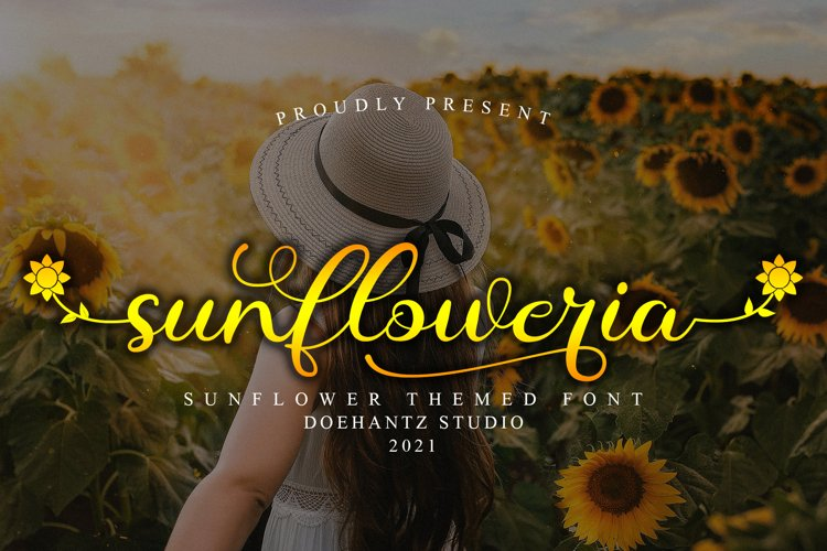 Sunfloweria example image 1