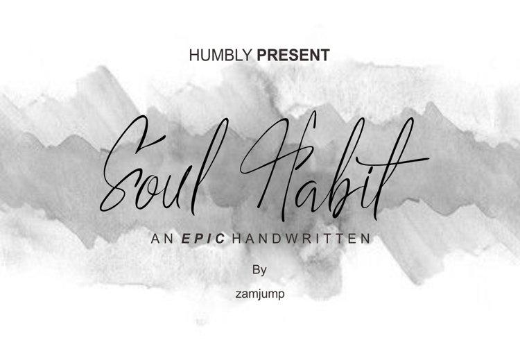 Soul Habit example image 1