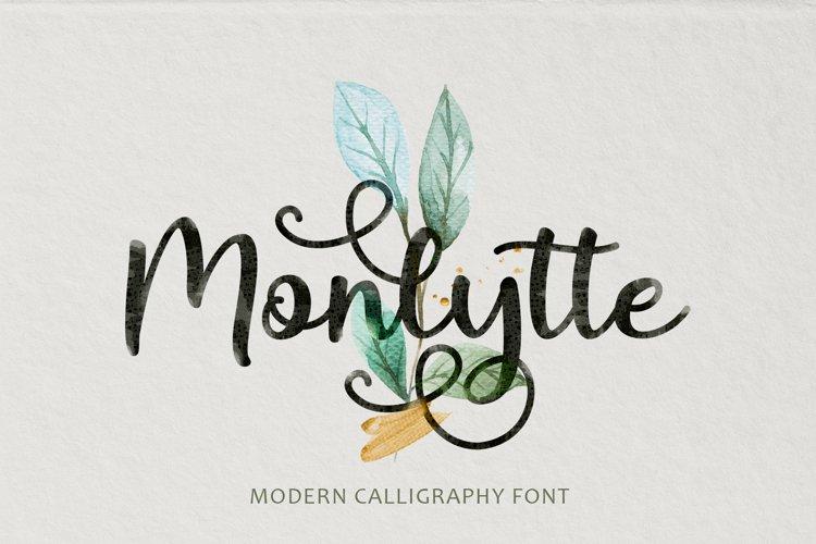Monlytte