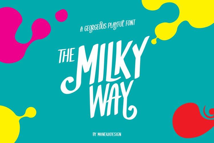 MilkyWay example image 1