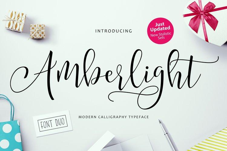 Amberlight example image 1