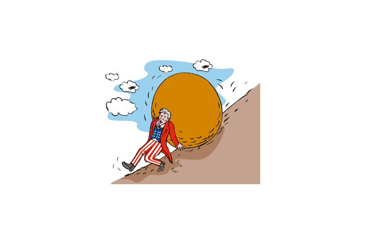 Uncle Sam with Boulder example image 1