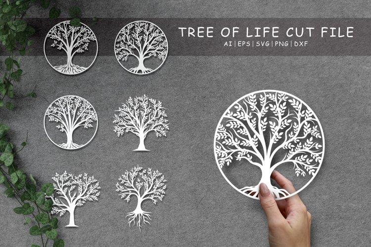 Tree of Life Svg, Oak svg, Family Tree Svg