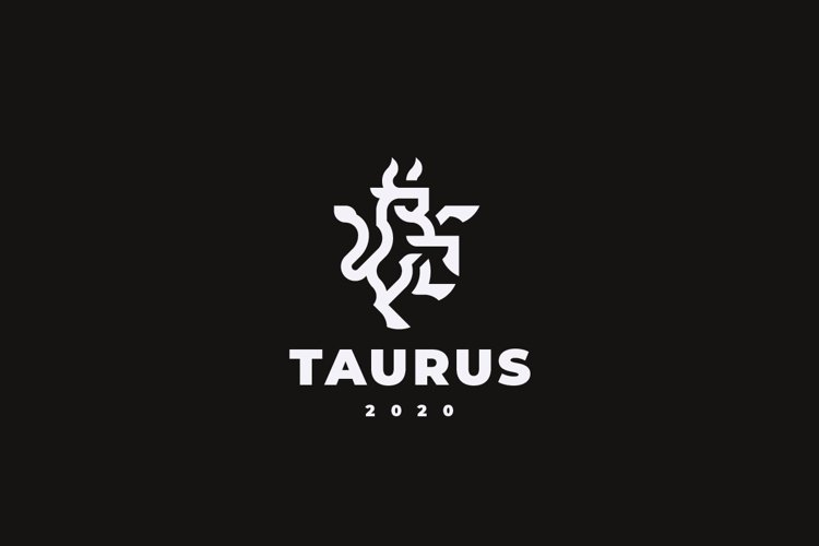 Bull Taurus Logo