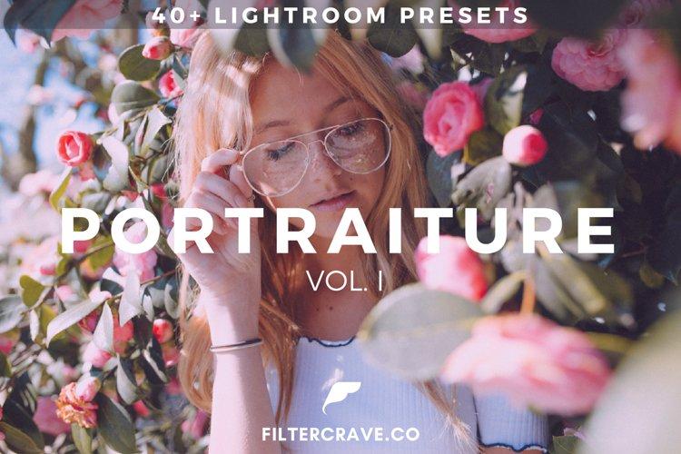 40 Portrait Lightroom Presets Bundle