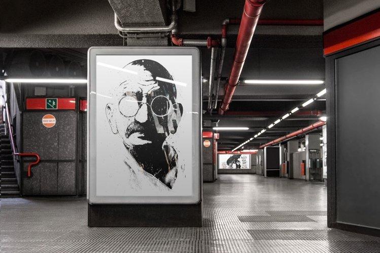 City Classics Poster Mock-up