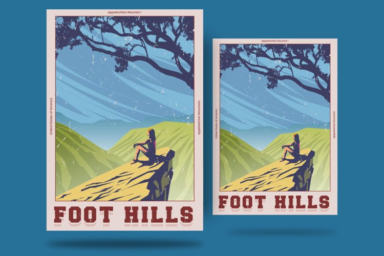 Foothills Flyer example image 1