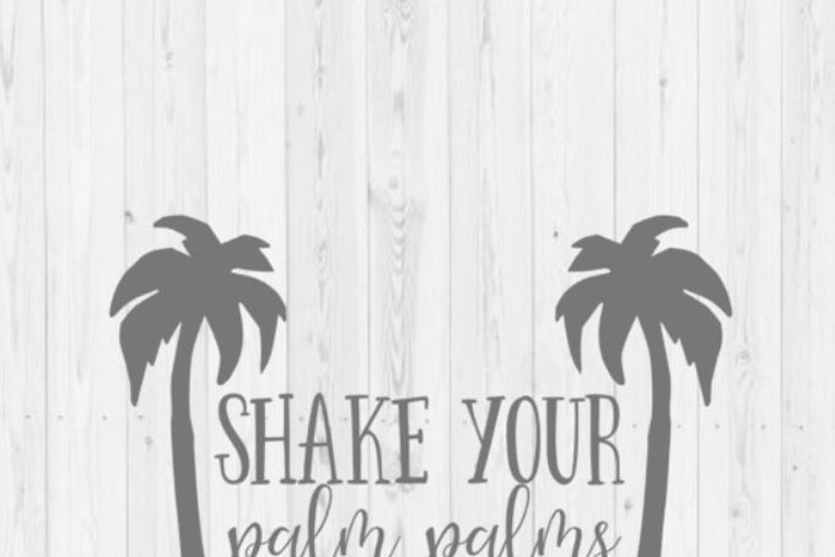 Palm tree svg, cruise svg, summer, beach svg, summer svg, beach, clip art, digital download, commercial use, Silhouette, instant download