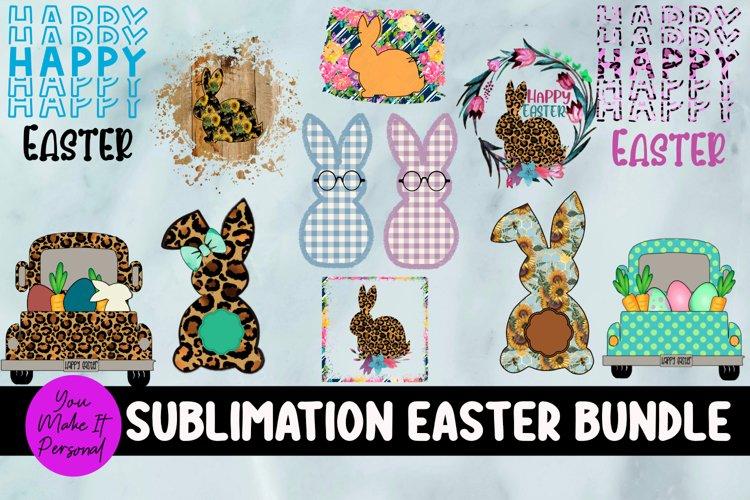 Sublimation Easter Bundle, 12 Must Have Spring Designs!