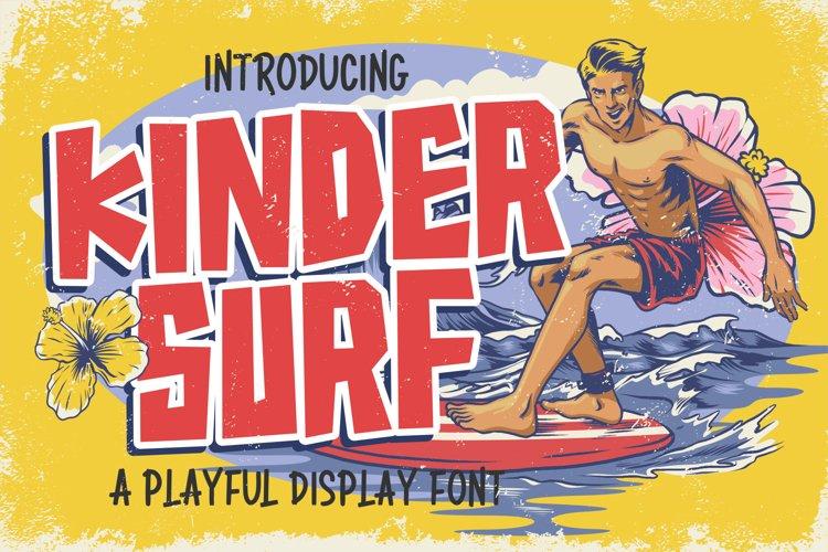 Kinder Surf