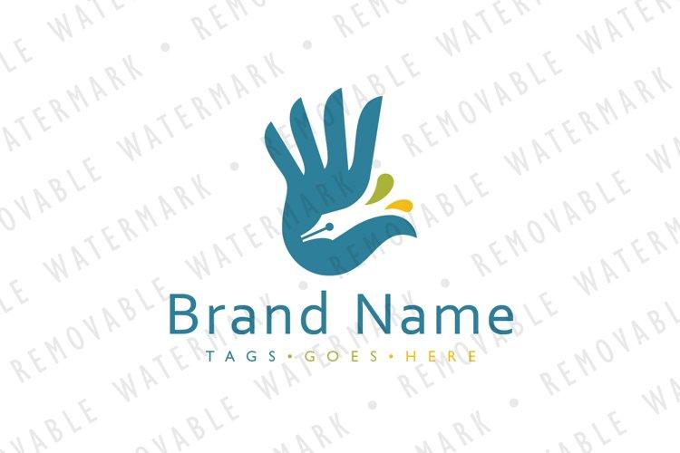 Hand of Creativity Logo example image 1